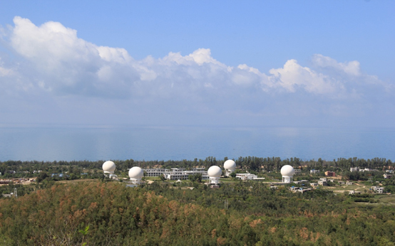 Sanya Data Receiving Station