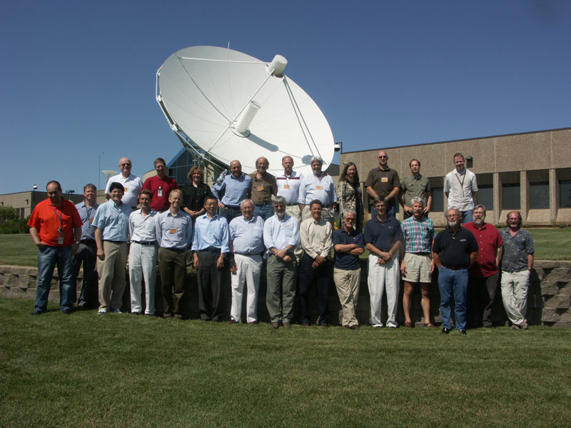 Landsat Science Team Meeting
