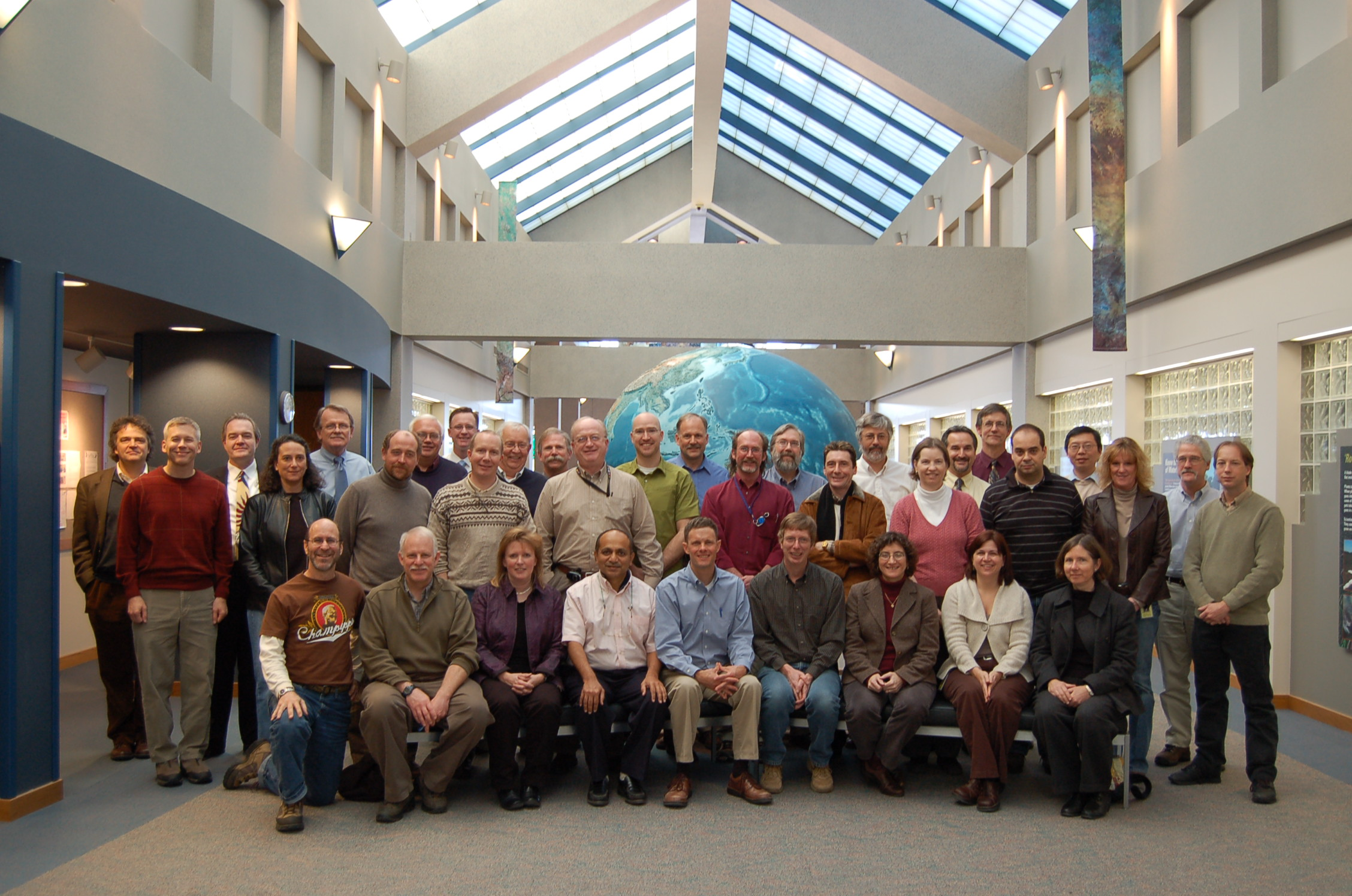January 8, 2008  USGS EROS Landsat Science Team Meeting