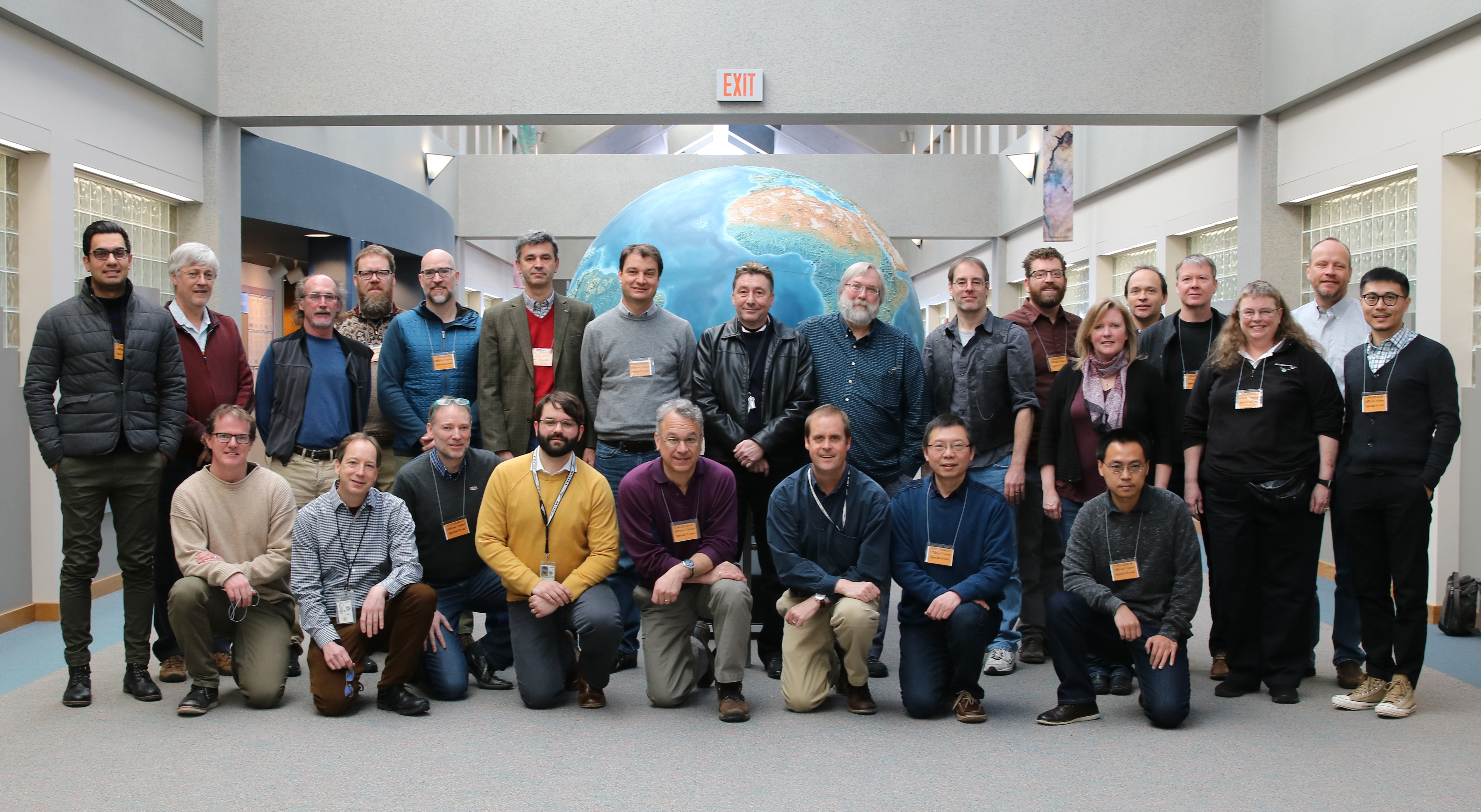 Landsat 2018-2023 Science Team