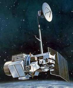 Environmental-observing (Earth-observation) satellites